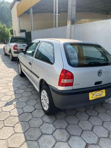 VW - Gol 1.0 2001 lindíssimo na área!! - Foto 2