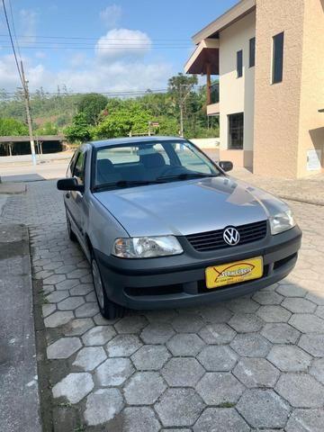 VW - Gol 1.0 2001 lindíssimo na área!!
