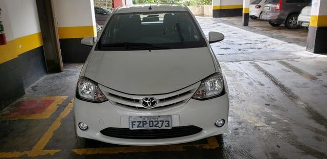 Toyota Etios HB - 1.3 X 15/15 - Foto 4