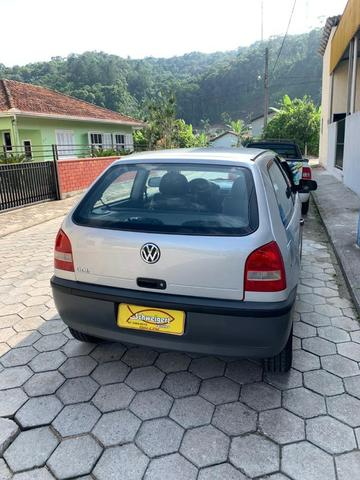 VW - Gol 1.0 2001 lindíssimo na área!! - Foto 3