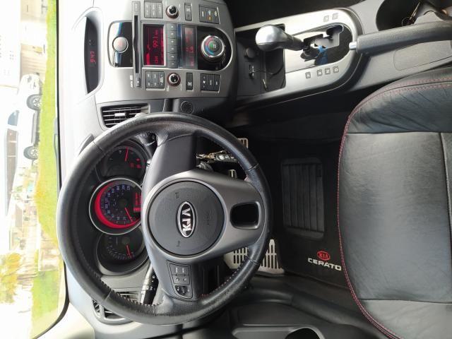 CERATO 2010/2011 1.6 SX2 16V GASOLINA 4P AUTOMÁTICO - Foto 7