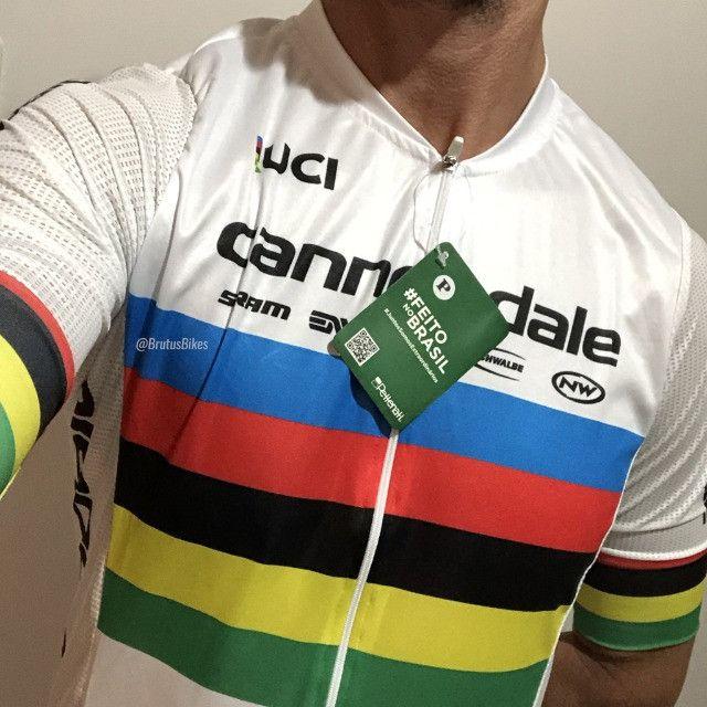 Camisa de Ciclismo Cannondale Avancini