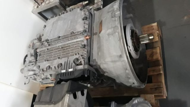 Cambio Ishift Volvo FH Na Troca