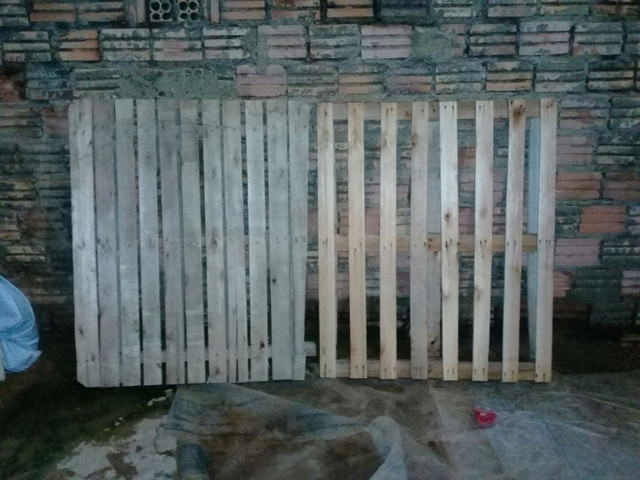 paleti de madeira - Foto 2