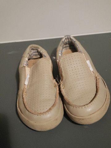Sapato menino Bibi tam 27 - Foto 2