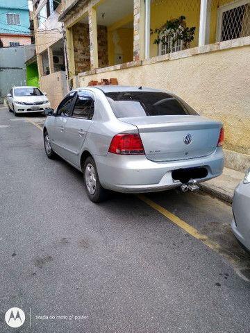 VW Voyage 1.6 2011 Prata  - Foto 2