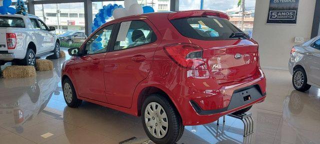 Ford Ka SE 1.0 Manual 2021! A Pronta Entrega! - Foto 4