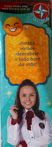 Boneca Estrela Lorena-nova na caixa 19 cm - Foto 5