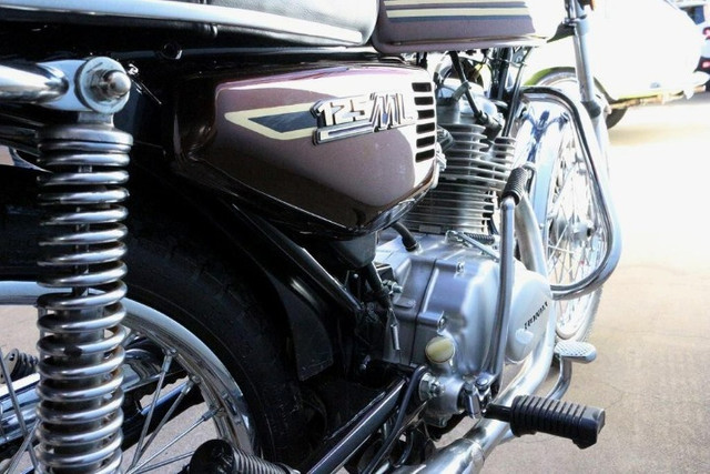 Honda ML 125 1981 - Foto 13