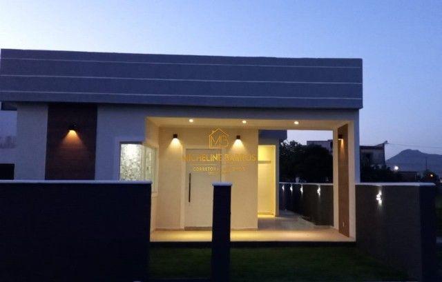 Fc\ Casa pronta para morar, conceito moderno  - Foto 7