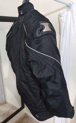 Jaqueta de Motoqueiro Tutto - Foto 3