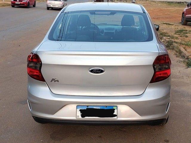 Ford-Ka 1.5 SE Plus 12V Flex 5p Mec. - Foto 2