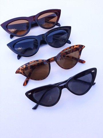 Óculos de sol de gatinho