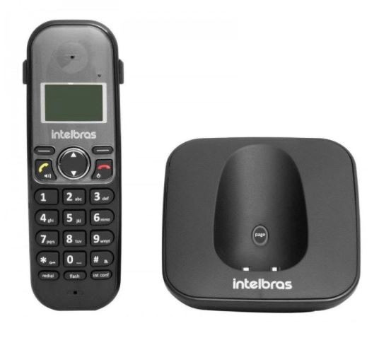 Telefone Intelbras Sem Fio Ts 5120