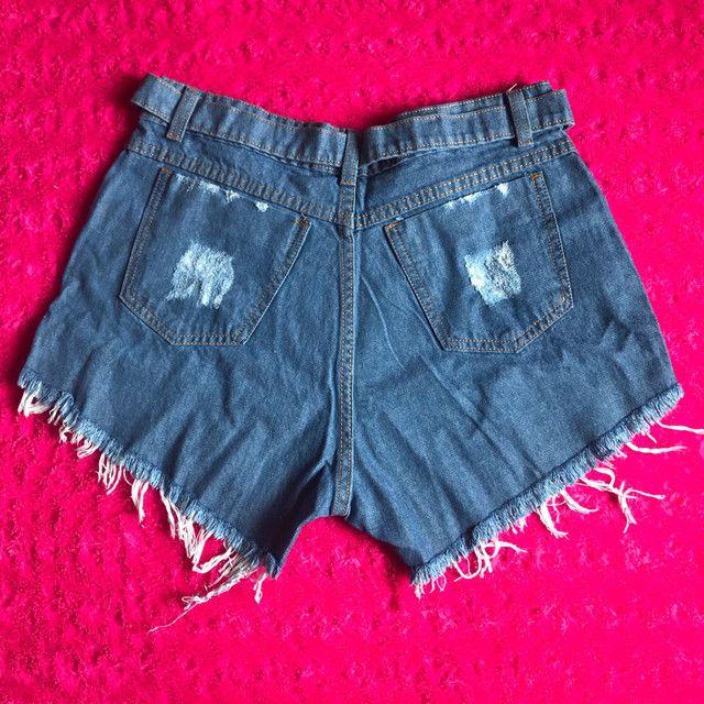 Shortinhos jeans 42 ao 46 - Foto 3
