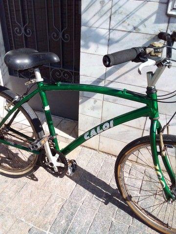 Bicicleta aro 26 18 marchas de alumínio  - Foto 2