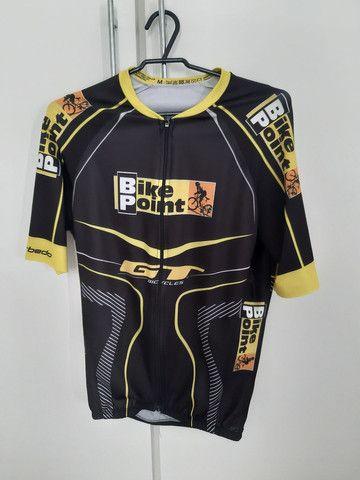Camisa Ciclismo (Tam M)