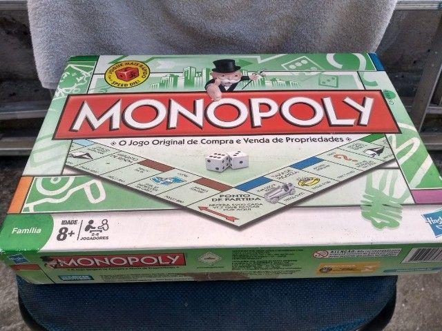monopoly (banco imobiliario) - Foto 3