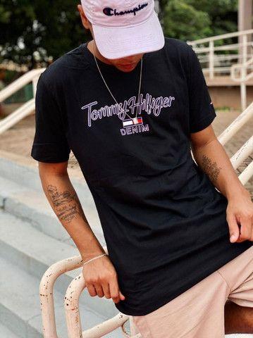 Camiseta Peruana alto relevo - Foto 2