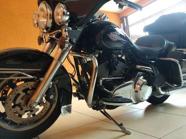 Harley Davidson electra glide clássic 2008 - Foto 5