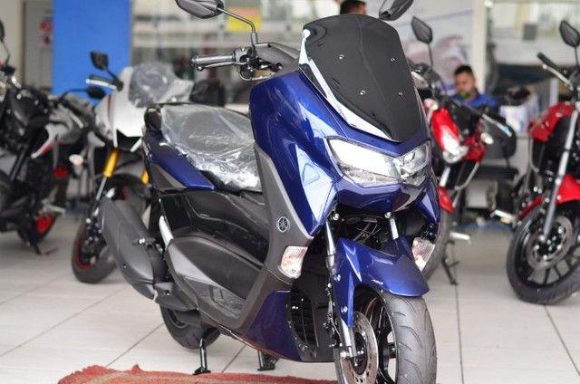 NMAX 160  2021/2021 Braga Motos Yamaha Manaus  - Foto 3
