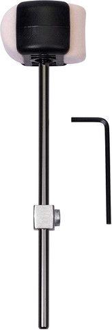 Batedor Pearl para Pedal de Bumbo com Sistema Quad Beat B-200 Qb - Foto 6