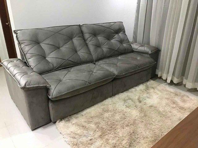 Sofa Retratil Suiça - Foto 2