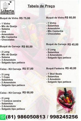 Buquê comestível  - Foto 3