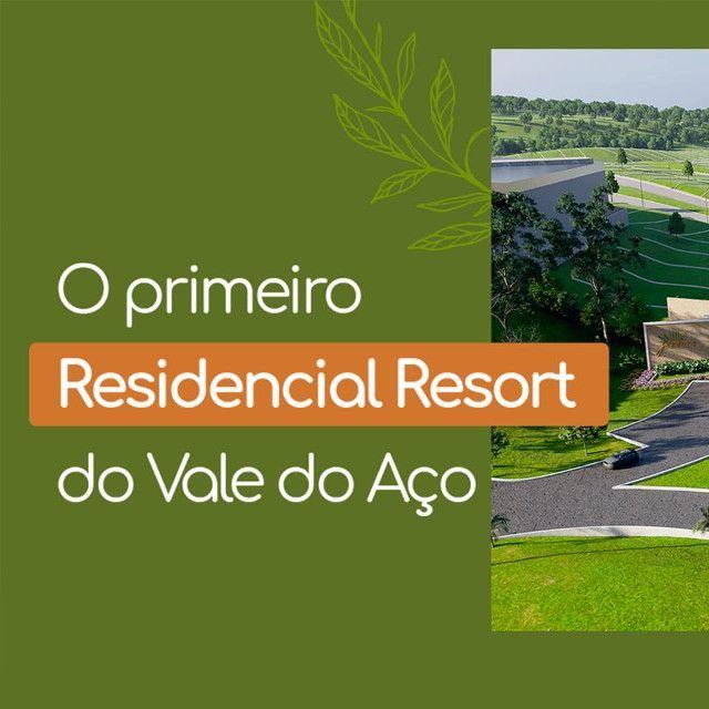 Lotes 360m2, Ville Jardins Residencial Resort, Ipatinga. - Foto 2