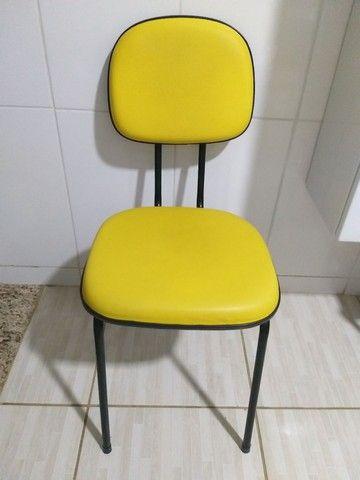 Cadeira de aço  - Foto 2