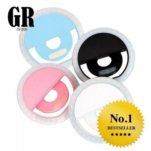 Mini ring light celular - Foto 2