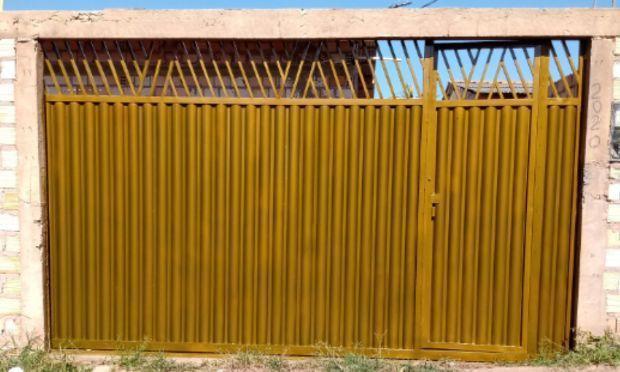 Pintamos portões Grades e Telhados na pistola. Preço especial - Foto 4