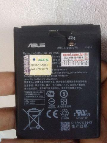 Bateria Galaxy zenfone Xperia moto g moto e alcatel lg prime - Foto 4