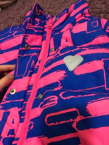 jaqueta colete infantil feminino GG (PP adulto) - Foto 3