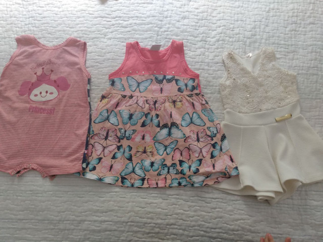28 peças de roupas infantis - Foto 4