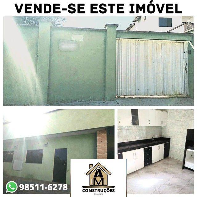 Vende-se casa no Bacalhau na cidade de Goiás