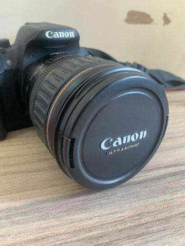 Lente Canon 28-135mm F3.5-5.6  - Foto 4