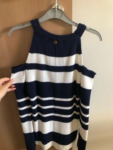 Blusa de lã - Foto 2