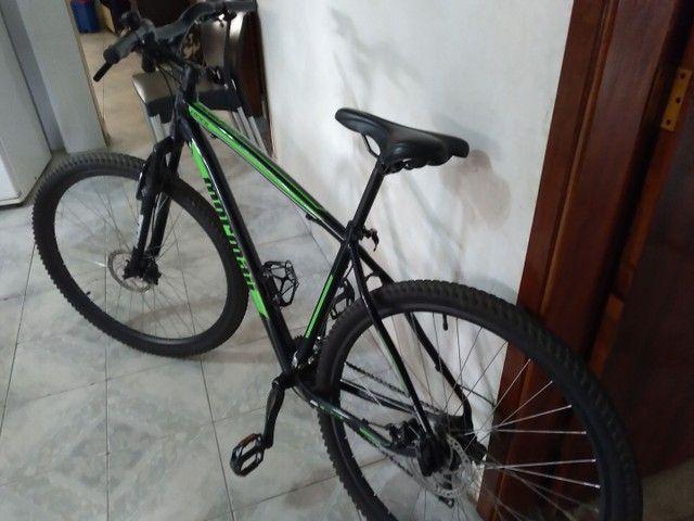 Vendo Bicicleta Aro 29 Mornalii - Foto 2