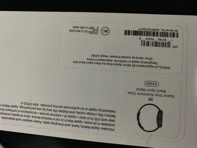 Apple Watch se 44mm, Comprado em 16/05/2021 - Foto 6