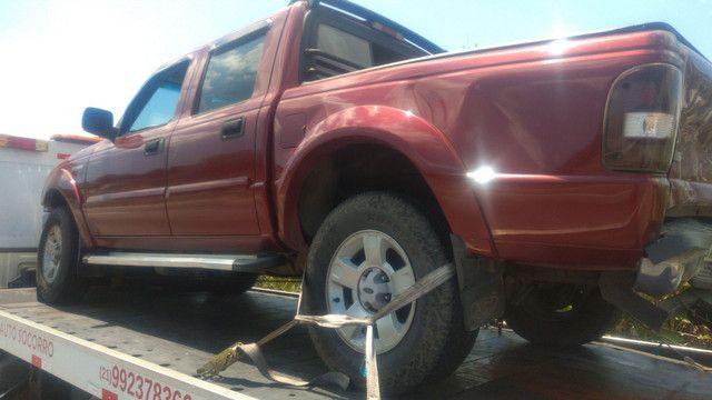 Serviço de Reboque, Carga de bateria, troca de pneus, pane seca, lei seca - Foto 5