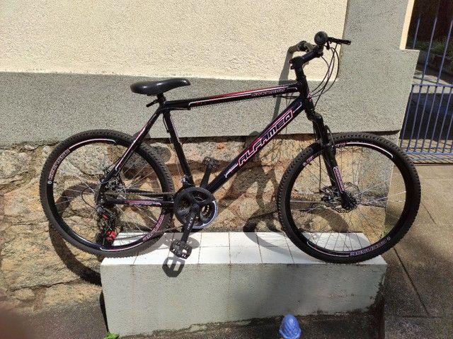 Bicicleta Alfameq Ecensse aro 26