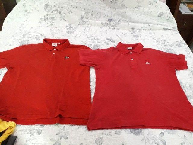 Camisas, calças e bermudas masculinas de marca originais  - Foto 3
