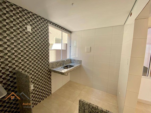Apartamento com 2 quartos à venda, 45 m² por R$ 189.000 - Piratininga (Venda Nova) - Belo  - Foto 2