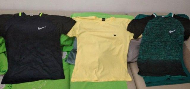 Vendo 3  Camisas novas - Foto 2
