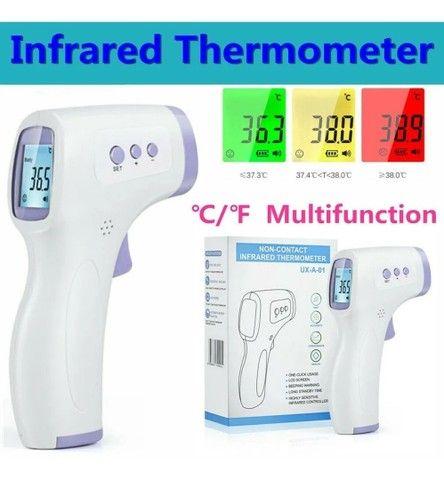 Termômetro Infravermelho Digital Laser