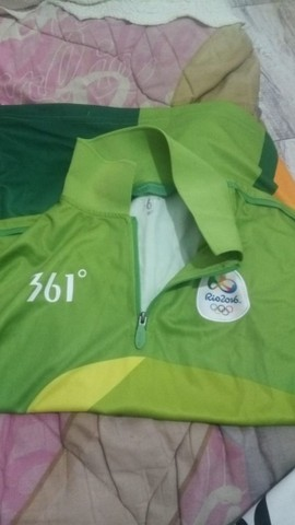 Vendo camisa das olimpíadas 2016