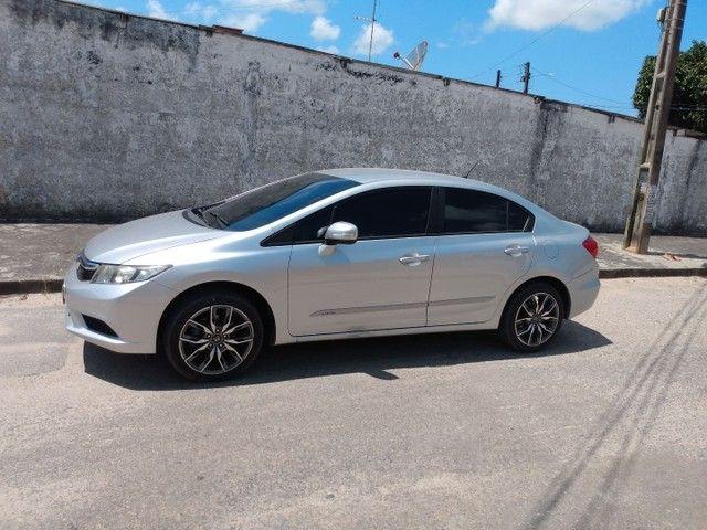 Honda Civic LXL 2012 Manual - Foto 2