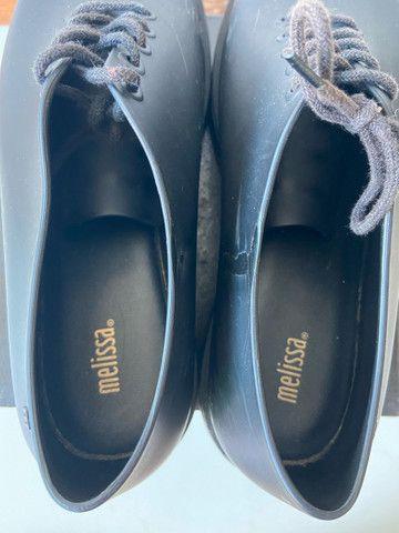 Sapato Melissa dance machine preto - Foto 4