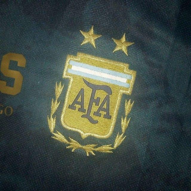 Camisa Argentina - Edição Comemorativa - Maradona - Foto 5